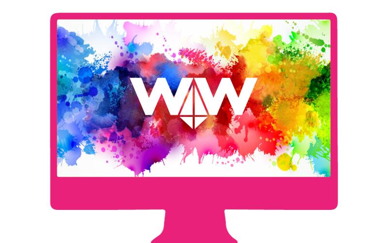Kleur in je website